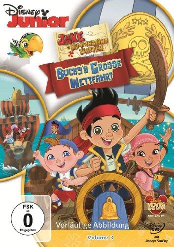 Jake und die Nimmerland Piraten - Buckys große ()