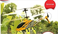 YSILE Syma 2nd Edition S107 S107G New Version Indoor Helicopter (Red) from YSILE