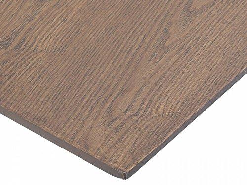 Tavolo di design - Tavolo da pranzo in legno color noce scuro - 180 ...