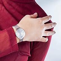 MORELLATO Reloj Analógico para Mujer de Cuarzo con Correa en Acero Inoxidable R0153141505 de MORELLATO