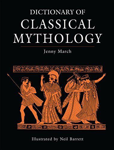 Dictionary of Classical Mythology (English Edition)