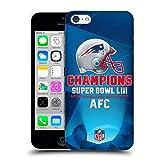 Head Case Designs Officiel NFL New England Patriots 5 2019 Super Bowl LIII Champions...