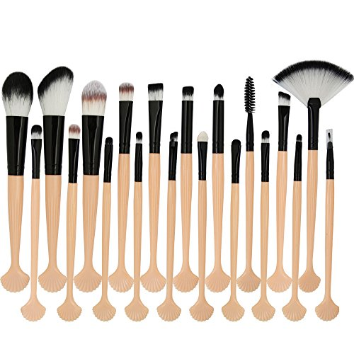 Make-up-Pinsel, Mehrzweck-Lidschatten Eyeliner-Pinsel-Applikator Make-up-Tool Lidschatten-Pinsel...