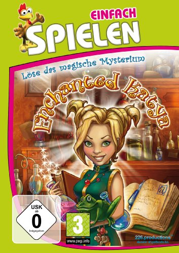 Enchanted Katya: Löse das magische Mysterium