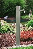 Wassersäule SQ-G 950mm Zapfsäule Bewässerung Gartenschlauch Spender Zapfstelle Zapfsäule