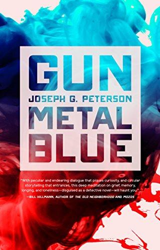Gunmetal Blue (English Edition)