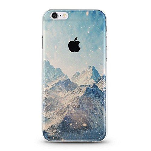 iphone-se-5s-5-landschaft-handyhulle-mit-verschneitem-berg-design-berg-mit-schnee-und-sonne-wolken-u
