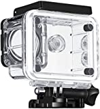 Action Camera Case, VicTsing Underwater to 98ft/30m Waterproof Durable Protective Cover Housing Case for SJCAM sj4000 or sj4000 Wifi Apeman Campark Victure Pictek WIMIUS Sports Action Camera, etc - Black.