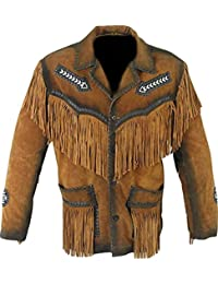 Classyak pour Homme de qualité supérieure de Cowboy à Franges ... 31ba14cc01b7