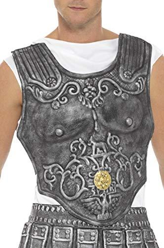 Fancy Me Herren Römischer Soldat Gladiator Spartan Historisches Brustzeug Kostüm Outfit Zubehör Rüstung
