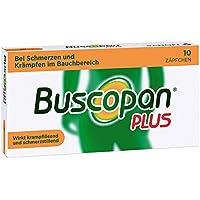 Buscopan plus Zäpfchen, 10 St. preisvergleich bei billige-tabletten.eu