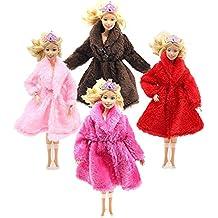 Mantel fur barbie nahen