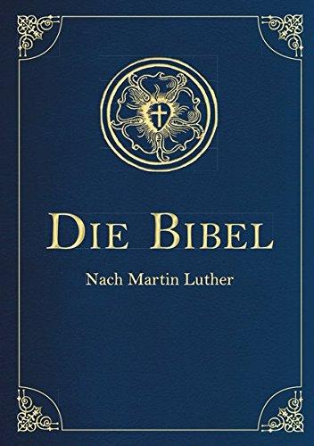 Die Bibel - Altes und Neues Testament (Cabra-Leder-Ausgabe) Übersetzung von Martin Luther, Textfassung 1912. -