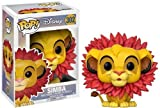 Funko- Pop Disney: Lion King-Simba-Leaf Mane, 20094