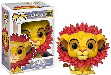 Funko - POP! Vinilo Colección El rey leon - Fig...