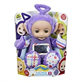 Teletubbies 6797 Tinky Winky Sensory Soft Toy, Multi-Colour
