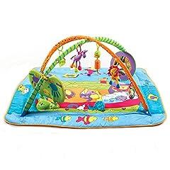 Idea Regalo - Tiny Love Gymini Kick & Play Palestrina Bambini Musicale, Tappeto Gioco Extra Large, 0+, Multicolore