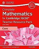Complete Mathematics for Cambridge IGCSE® Teacher Resource Pack (Core) (Cie Igcse Complete)