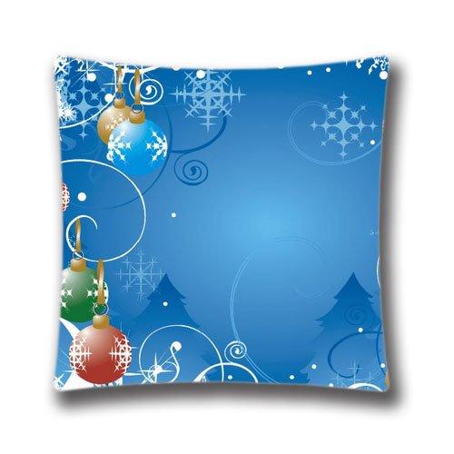 Best Geschenk der Schneemann Santa Claus Überwurf Kissen Schutzhülle mit verstecktem...