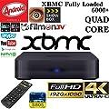 Imaxx® Quad Core MXQ 2015 Smart TV BOX Media Player with KODI(XBMC) Streamer 1GB/8GB, FULLY LOADED ,Google Android 4.4 KitKat,CPU Amlogic S805, 1.5 GHz