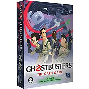 Renegade Game Studios rgs00852Ghostbusters: The Card Game