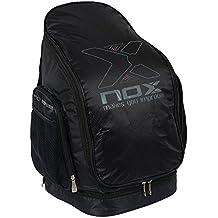 Nox PETANEG16 - Mochila, color negro