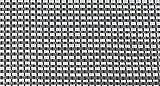 Dorema Starlon Zeltteppich in Grau & Blau vom 250 cm - 300cm (Grau, 280cm x 800cm)