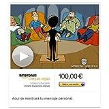 Cheque Regalo de Amazon.es - E-mail - Los Papás Roncadores (animación)