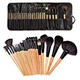 Make-up Pinsel Set - 24 STÜCKE Professionelle Make-up Pinsel Set Synthetische Foundation Blending Concealer Pulver Creme Kosmetik Make-up Pinsel Kit