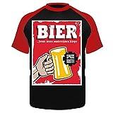 Männer und Herren T-Shirt Männertag Bier Formte Diesen schönen Körper