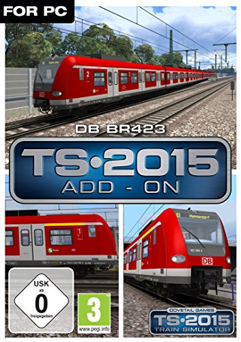 Train Simulator 2015 DB BR423 EMU