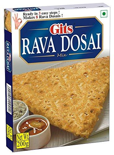 Gits Instant Rava Dosa Breakfast Mix, 200g