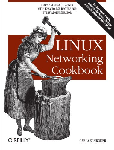 Linux Networking Cookbook: From Asterisk to Zebra with Easy-to-Use Recipes (English Edition)