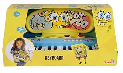 Bob Esponja - Organo Sobremesa (Simba) 9498549 de Simba Toys