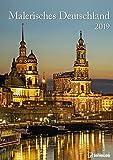 Malerisches Deutschland 2019 - Heimatkalender, Wandkalender, Landschaftskalender 2019 - 29,7 x 42 cm