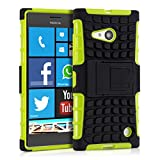 kwmobile Hybrid case with stand for Nokia Lumia 730/735 in