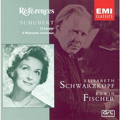 12 Lieder / 6 Moments musicaux pour piano, op.94 D.780