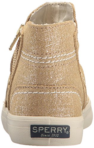 Sperry Crest Zone Ankle Boot Gold/Metallic