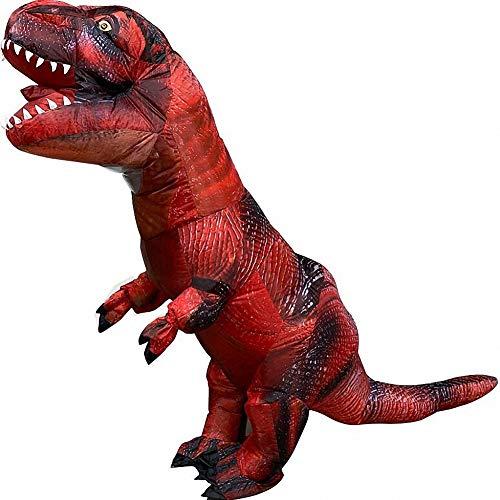 Unbekannt Dinosaurier-aufblasbare Kleidungs-Karikatur-Puppe, lustiges Halloween, aktive Atmosphäre verwendbar für Erwachsen