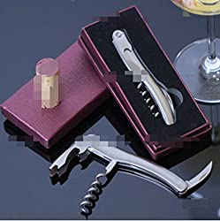 Red Wine Bottle Opener, Multi-functional Home Wine Bottle Opener, Wine Bottle Opener