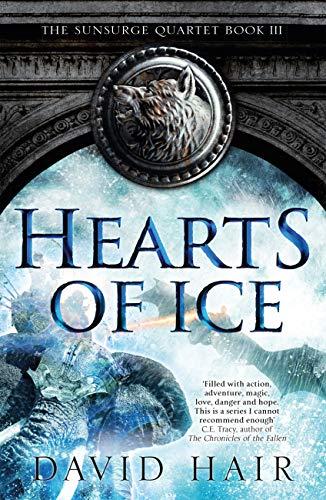 Hearts of Ice: The Sunsurge Quartet Book 3 (English Edition)