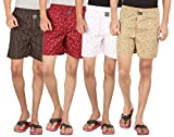 Joven Assorted Printed Cotton Boxer Pack...