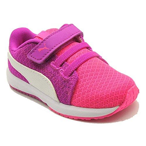 Puma, Scarpe da tennis bambine Rosa