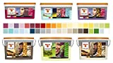 Alpina Colorful World 2,5 L. bunte Wandfarbe, Bright Nordica Matt, Hellgrau, Lichtgrau