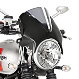 Windschild Suzuki Bandit 1200 96-05 Puig Vision carbon-rauchgrau