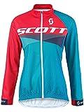 SCOTT Damen Fahrradjacke blau XL