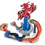 Hot Wheels DWL04 - Sconfiggi Il Dragone by Mattel