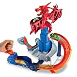 Hot Wheels DWL04 - Sconfiggi il Dragone