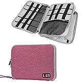 Universal Double Layer Travel Gear Organiser / Custodia da viaggio universale per dispositivi elettronici e accessori