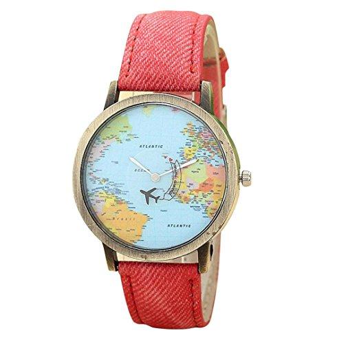montre-femme-originale-pas-cher-mondial-voyage-en-avion-carte-women-dress-montre-denim-band-tissu-ro